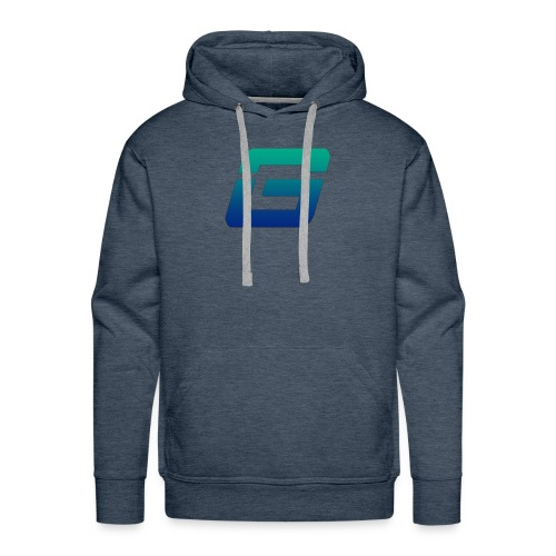 Give Esports Logo - Men's Premium Hoodie