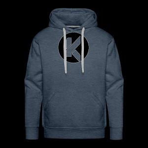 Koptivate Logo (Circle) - Men's Premium Hoodie
