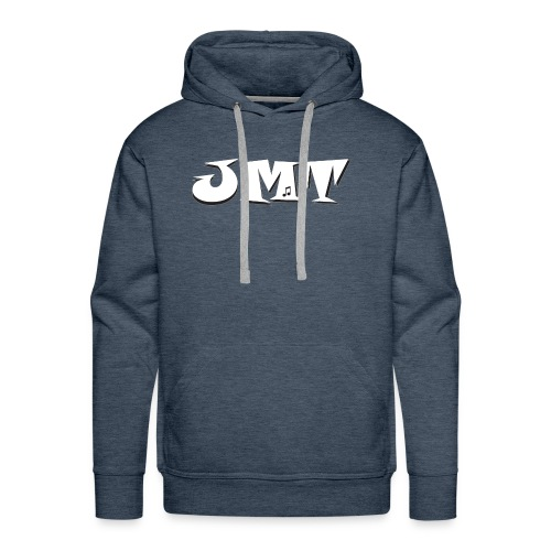 Jewish Music Toronto Logo - Men's Premium Hoodie
