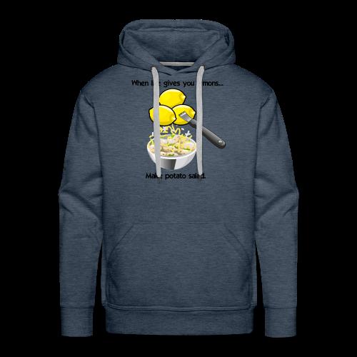 Lemon Taters 2 - Men's Premium Hoodie