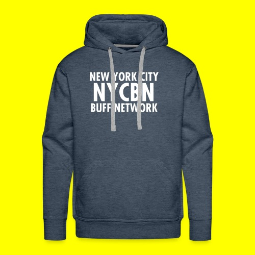 NYC BUFF Network - Men's Premium Hoodie