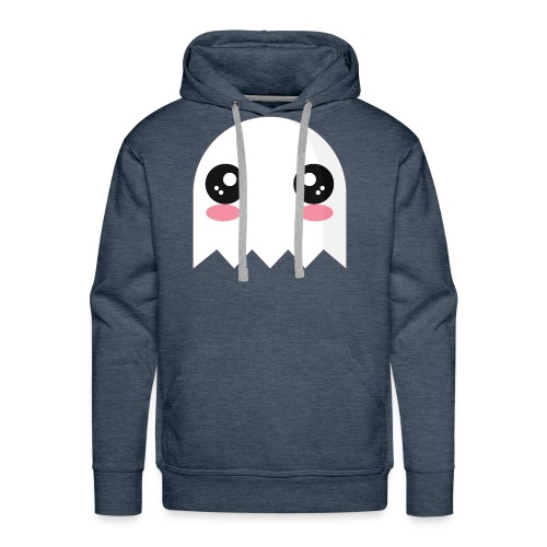 Boo the Ghost - HD Collection - Men's Premium Hoodie