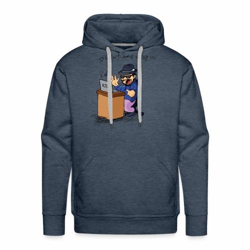 RantJamz Live Cartoon - Men's Premium Hoodie