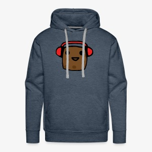 Shirt Design Potato - Men's Premium Hoodie