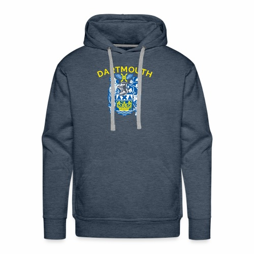 City of Dartmouth Coat of Arms - Men's Premium Hoodie