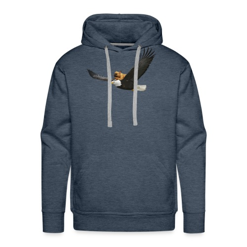 Grades are Too **** Low Party Logo - Men's Premium Hoodie
