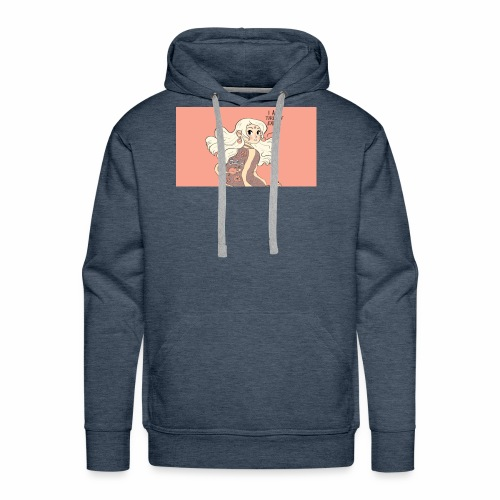 Space girl - Men's Premium Hoodie