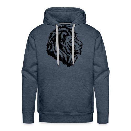 Lion's Conquer - Men's Premium Hoodie