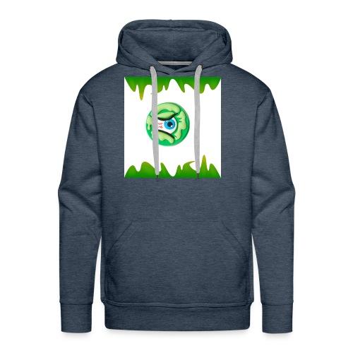 #Odd Slime T-shirt - Men's Premium Hoodie