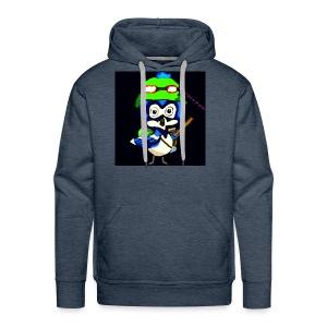 Captain Blu - Men's Premium Hoodie