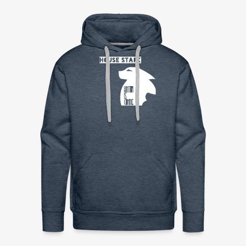 The House of the Winter - Men's Premium Hoodie