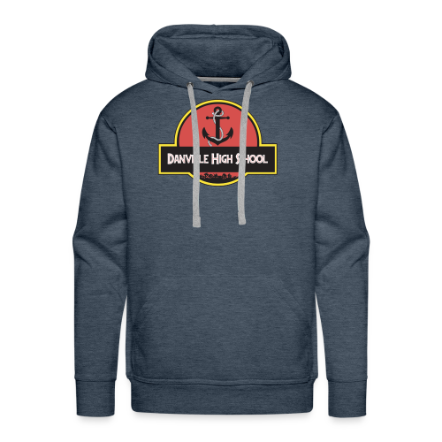 Danville High - JP Edition - Men's Premium Hoodie