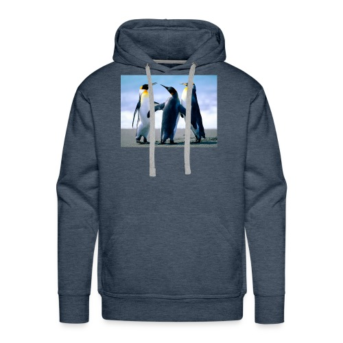 Penguins - Men's Premium Hoodie