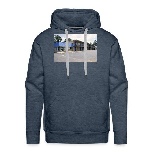 The Blue Door Motel - Men's Premium Hoodie