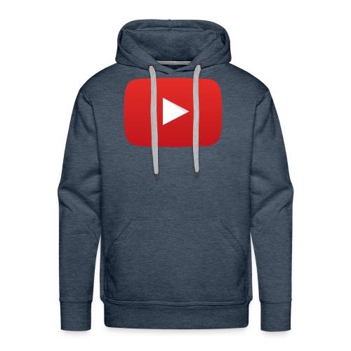 YouTube - Men's Premium Hoodie