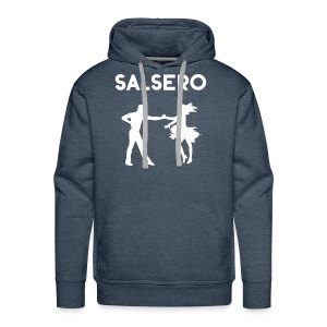 Salsero, Salsa, Latin dancing, bachata, mambo - Men's Premium Hoodie