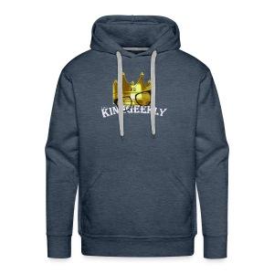 KingGeekly Classic - Men's Premium Hoodie