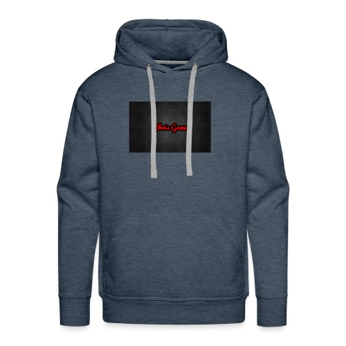 Channel Logo Tee Shirt - Men's Premium Hoodie