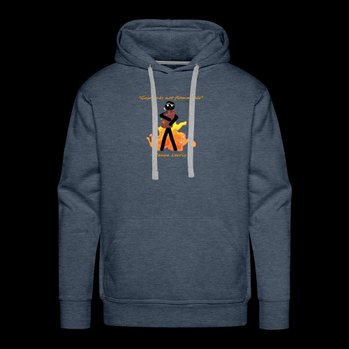 Stupid Zenra Quote - Men's Premium Hoodie