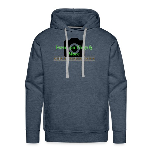 Fern Lyn Vlogs & More - Men's Premium Hoodie