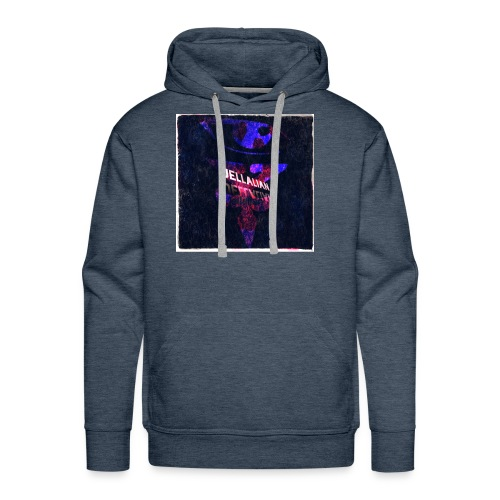JELLALIAN OFFICIAL(COLOR BLAST EDITION) - Men's Premium Hoodie