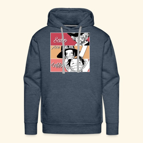 Together forever - Men's Premium Hoodie