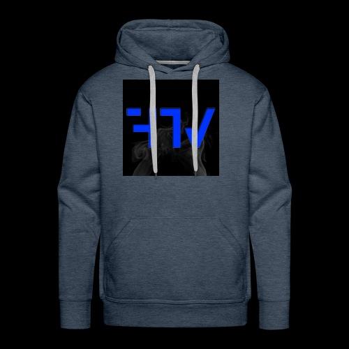 F3ars TV Logo - Men's Premium Hoodie