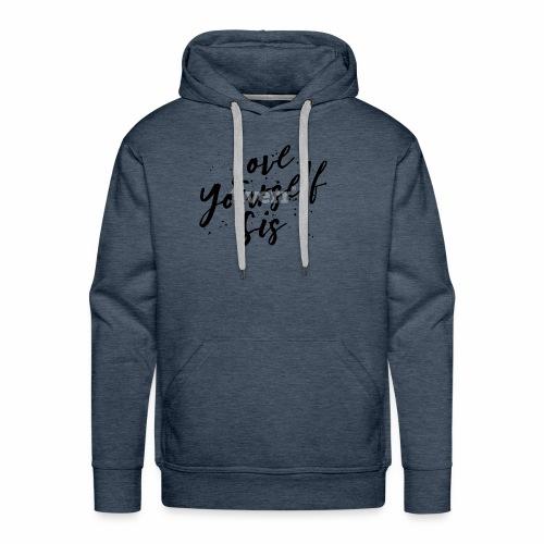 Tshirt Design love02 - Men's Premium Hoodie