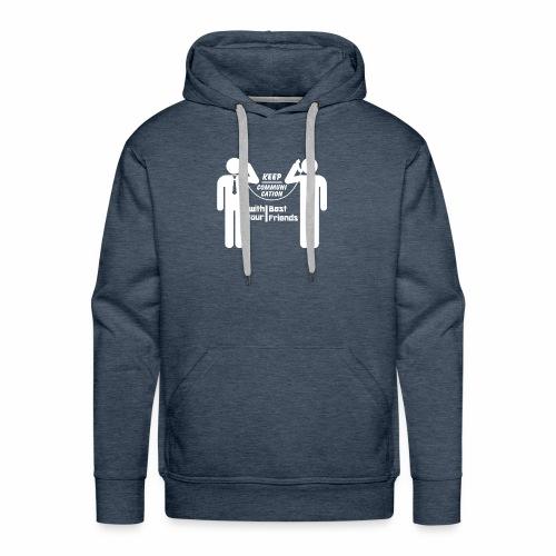 bestfriend1 - Men's Premium Hoodie