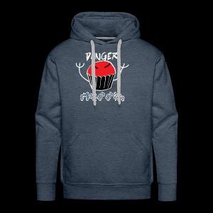 Danger Muffin - Men's Premium Hoodie