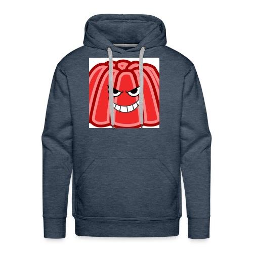 Red jelly kids hoodie - Men's Premium Hoodie