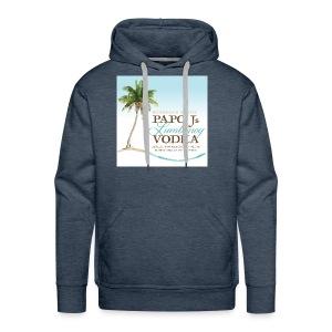 PapoJs Labels Logo - Men's Premium Hoodie