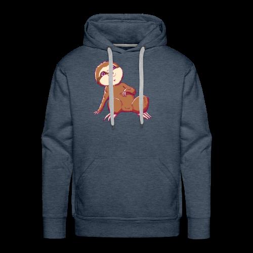 Baby Sloth - Lio - Men's Premium Hoodie