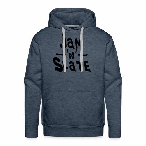 Jam 'n' Slate Logo - Men's Premium Hoodie