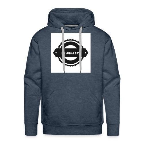 Gear logo - Men's Premium Hoodie