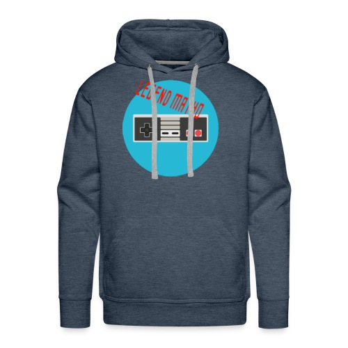Legend Matho RETRO logo! - Men's Premium Hoodie