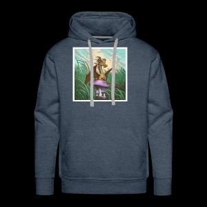 Fraxx the Fierce - Men's Premium Hoodie