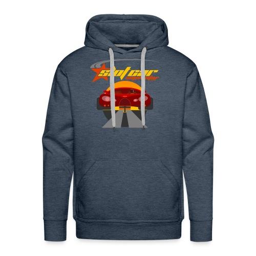 Slot Car Superstar T-Shirt 1 - Men's Premium Hoodie