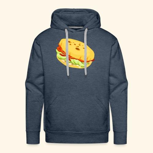 Arepa Sandwich - Men's Premium Hoodie