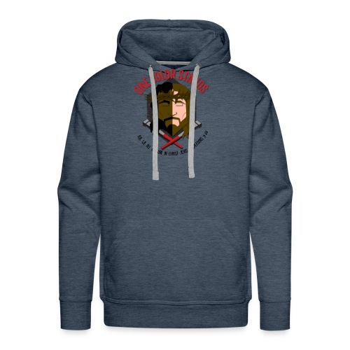 One Color Stands - Men's Premium Hoodie