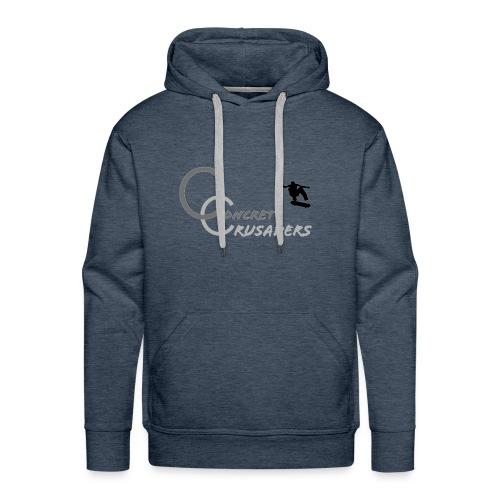Concrete Crusaders - Men's Premium Hoodie