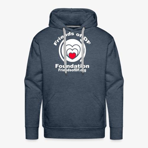 FODFWHITE - Men's Premium Hoodie
