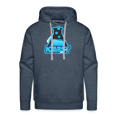 K3MISTRY Logo - Men's Premium Hoodie