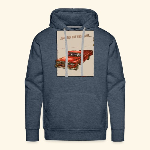 Old Trucks - Men's Premium Hoodie