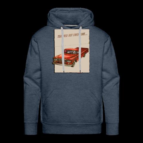 Old Trucks - Men's Premium Hoodie