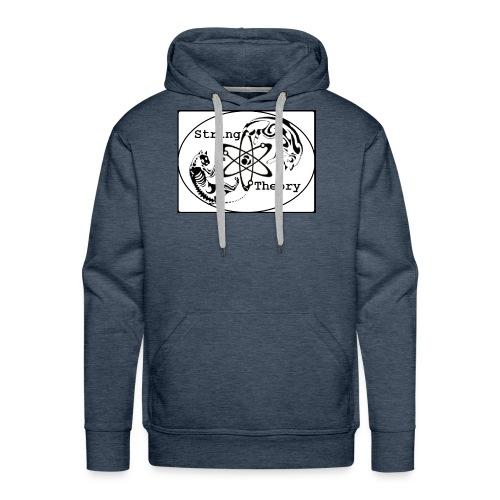 String Theory - Men's Premium Hoodie