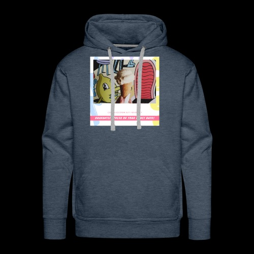 Guaranteed fresh or your money back - Men's Premium Hoodie