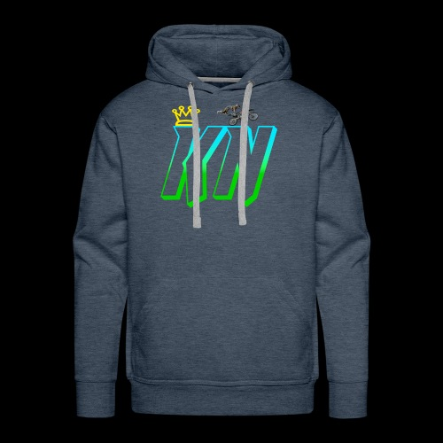 2018 keag and Nate Logo - Men's Premium Hoodie