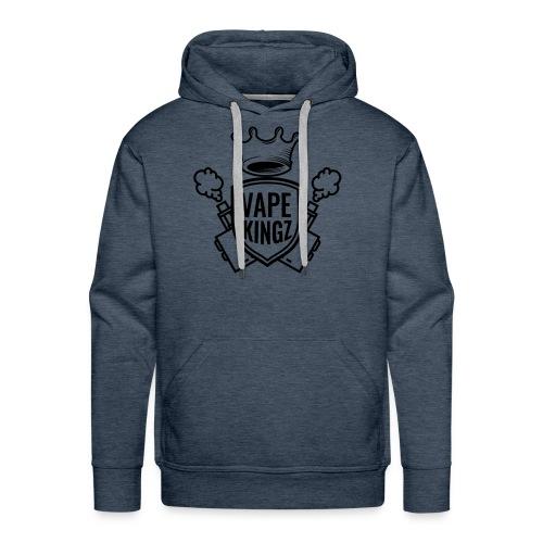 vape kingz LOGO - Men's Premium Hoodie