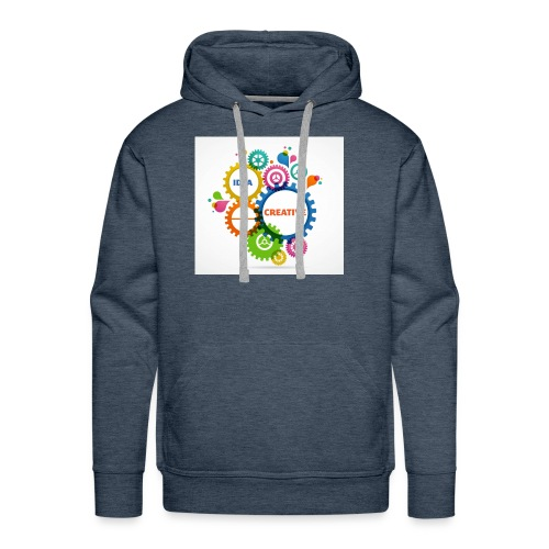 Think Outside the box - Men's Premium Hoodie